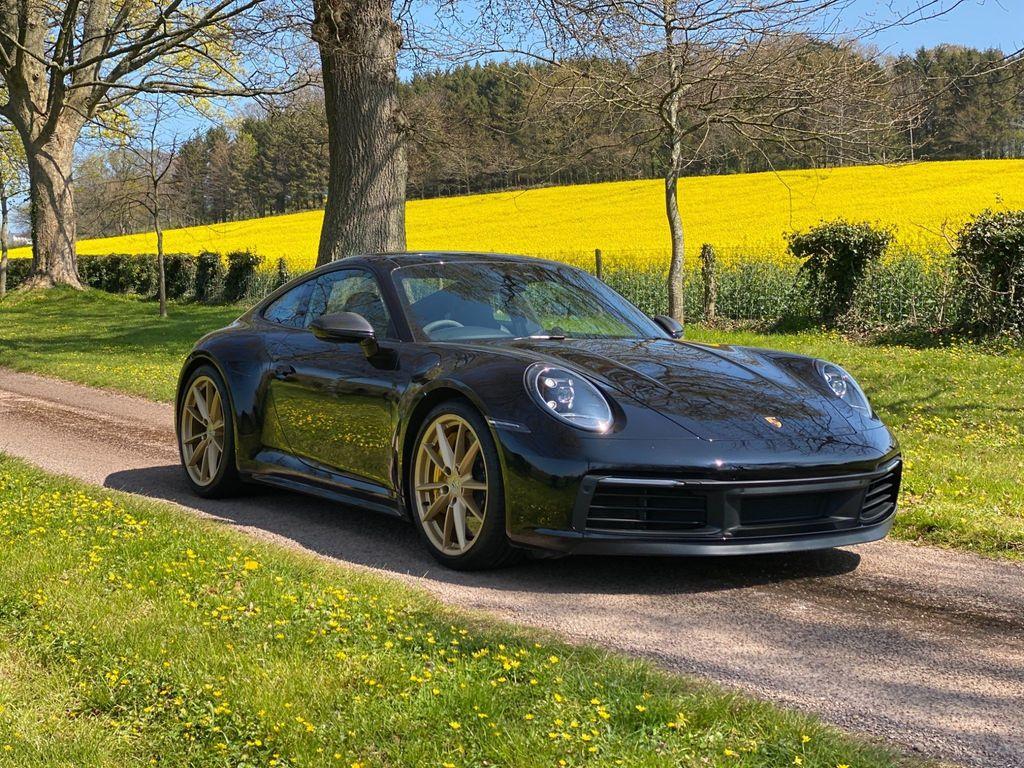 Porsche 911 Coupe 3.0T 992 Carrera S (s/s) 2dr