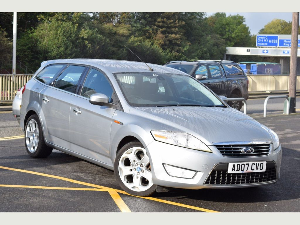 FORD MONDEO Estate 1.8 TDCi Ghia 5dr