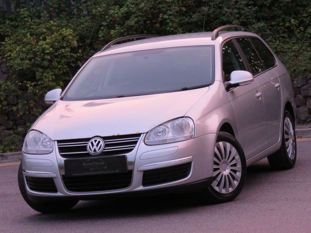 Volkswagen Golf Estate 1.9 TDI DPF S 5dr