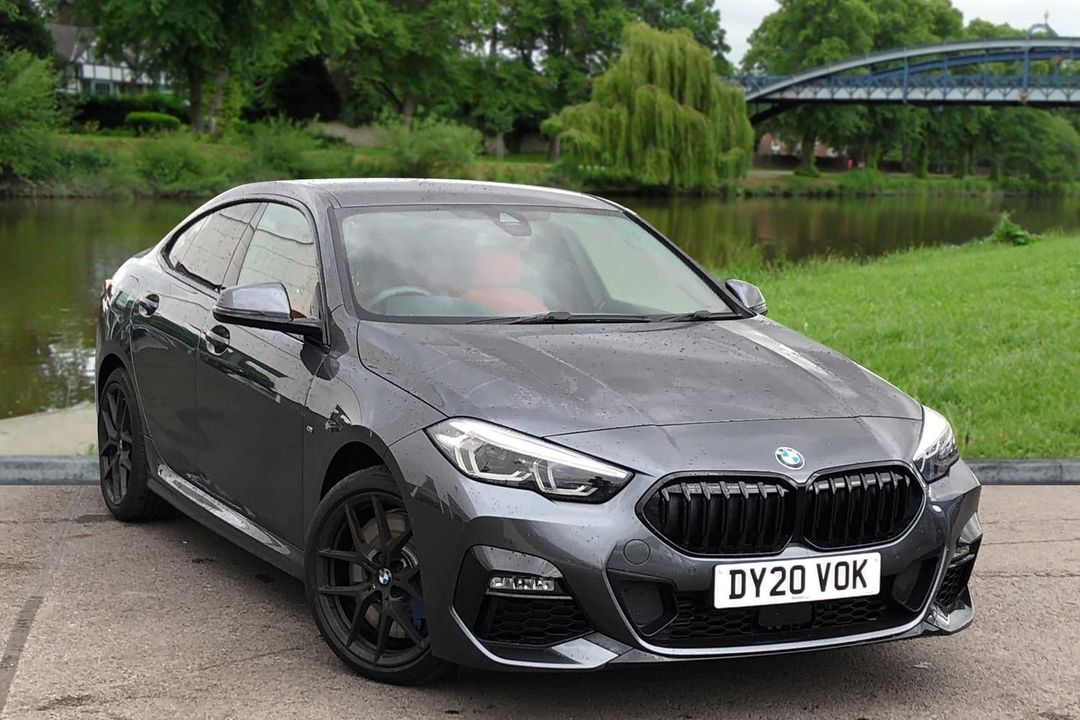 Bmw 2 Series Gran Coupe Grey 4dr 2020 For Sale In Shrewsbury Rybrook