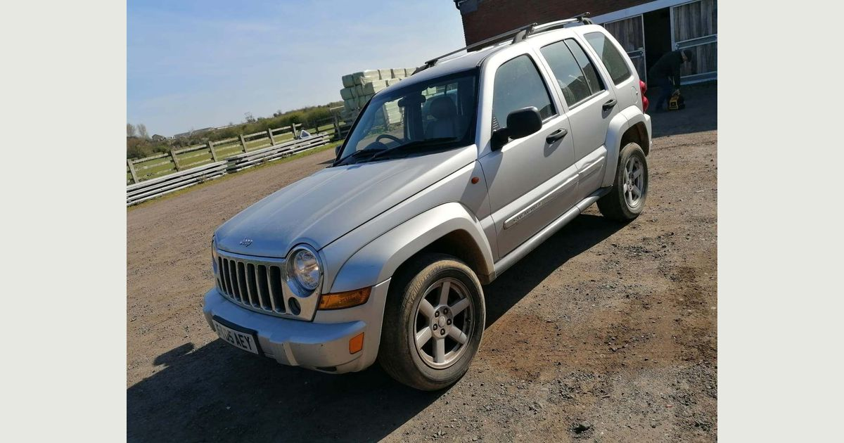 Used Jeep Cherokee Suv 2.8 Td Limited 4x4 5dr in Derby ...