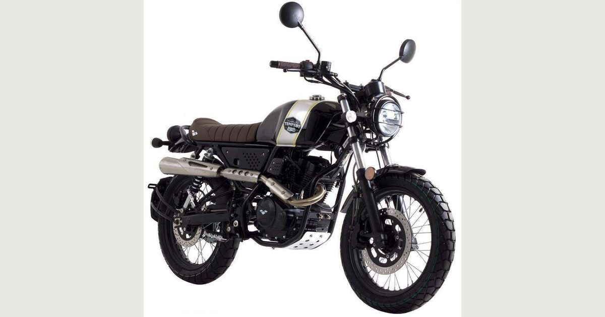 Used Lexmoto Tempest Naked 125 125 in Widnes, Cheshire | P