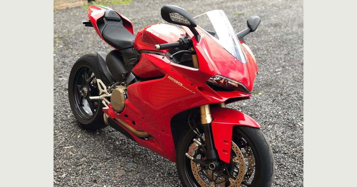 Used Ducati 1299 Panigale Super Sports 1299 Panigale Abs ...