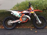 Show details for 2018 KTM 125 SX Supplied By Us