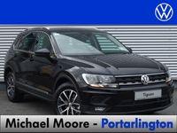 Volkswagen Tiguan COMFORTLINE 2.0TDI 150BHP