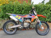 Show details for 2020 KTM 250 SX-F Motocrosser 1 Owner - 63 Hours