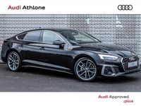 Audi A5 Sportback 2.0TDI 190BHP S-Line S-Tronic - NEW MODEL - IN STOCK !!!!
