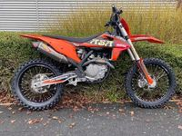 Show details for 2019 KTM 450 SX-F Only 33 Hours
