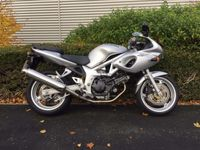 Show details for 2002 02 Reg Suzuki 650 K3 Spectacular Condition