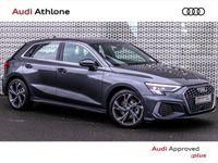 Audi A3 Sportback 1.0TFSI 110BHP S-Line