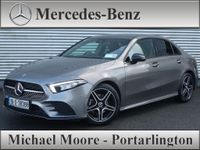 Mercedes-Benz A-Class 180 D BLACK PACK EDITION AMG SALOON AUTO