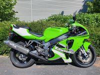 Show details for 2001 Y Reg Kawasaki 750 P4