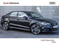 Audi A3 Saloon 1.6TDI 116BHP SE - S-Line Ext.