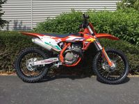 Show details for 2018 KTM 250 SX-F 1 Local Owner Supplied By Us