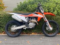 Show details for 2020 KTM 250 SX-F Motocrosser 2020 Model Only 30 Hours
