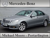 Mercedes-Benz C-Class C-CLASS 200 CDI BLUE EFFICIENCY 4DR