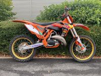 Show details for 2011 KTM 125 SX Clean Example