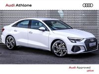 Audi A3 Saloon 1.0TFSI 110BHP S-Line - IN STOCK !!!!