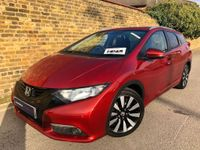 Honda Civic Estate 1.8 SR Tourer Auto 5dr