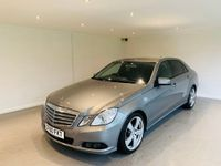 MERCEDES-BENZ E CLASS Saloon 2.1 E220 CDI BlueEFFICIENCY SE Saloon 4dr Diesel Automatic (154 g/km, 170 bhp)