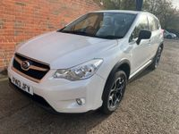 Subaru XV SUV 1.6i S Lineartronic 4WD (s/s) 5dr