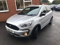 FORD KA+ Hatchback 1.2 Ti-VCT Active (s/s) 5dr