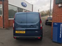 Ford Transit Connect Panel Van 1.5 EcoBlue 240 L2 Limited Auto (s/s) 5dr