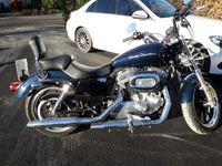 Harley Davidson Motorcycles For Sale New And Used Pink Motorcycle Sportster Super Low 883cc