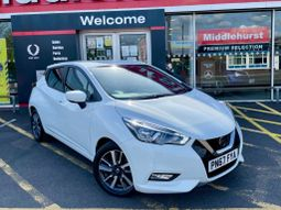 Nissan Micra 0.9 IG-T N-Connecta (s/s) 5dr