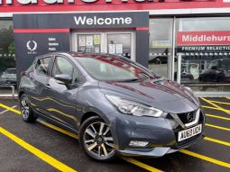 Nissan Micra 1.0 IG-T Acenta Limited Edition (s/s) 5dr
