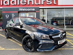 Mercedes-Benz CLA Class 1.6 CLA200 AMG Line Edition Shooting Brake (s/s) 5dr