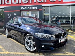 BMW 4 Series Gran Coupe 2.0 420d M Sport Gran Coupe (s/s) 5dr