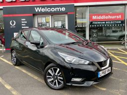 Nissan Micra 0.9 IG-T Acenta Limited Edition (s/s) 5dr