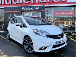 Nissan Note 1.5 dCi Tekna (Style Pack) 5dr