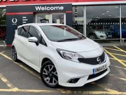 Nissan Note 1.5 dCi Acenta Premium (Style Pack) 5dr