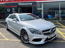 Mercedes-Benz CLS 3.0 CLS350d V6 AMG Line (Premium) G-Tronic+ (s/s) 4dr