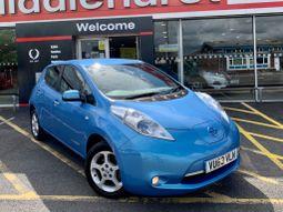 Nissan Leaf (24kWh) Acenta 5dr