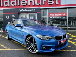 BMW 4 Series Gran Coupe 3.0 430d M Sport Gran Coupe Auto xDrive (s/s) 5dr