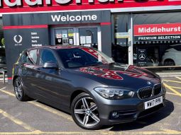BMW 1 Series 1.5 118i Sport (s/s) 5dr