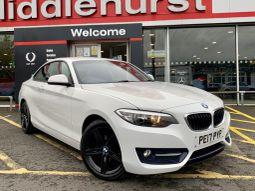 BMW 2 Series 1.5 218i Sport (s/s) 2dr