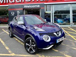 Nissan Juke 1.5 dCi Tekna (s/s) 5dr