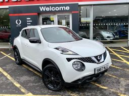 Nissan Juke 1.2 DIG-T N-Connecta Style (s/s) 5dr