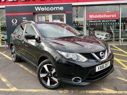 Nissan Qashqai 1.2 DIG-T N-Connecta (Comfort Pack) 5dr