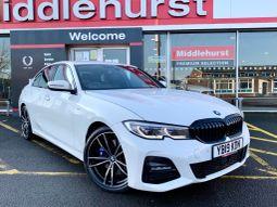 BMW 3 Series 2.0 320d M Sport Auto (s/s) 4dr