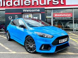 Ford Focus 2.3T EcoBoost RS Edition AWD (s/s) 5dr