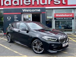 BMW 1 Series 1.5 118i M Sport DCT (s/s) 5dr