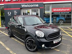 MINI Countryman 1.6 Cooper D Business Edition ALL4 (s/s) 5dr