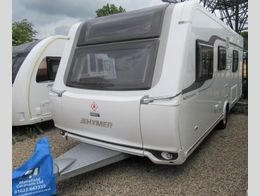 Used Hymer caravans for sale | Auto Trader Caravans