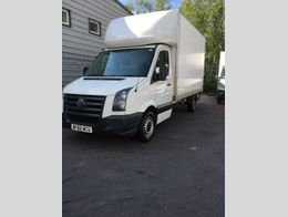 Used Volkswagen Crafter 2010 vans for sale | Auto Trader Vans