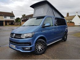 Used Volkswagen Transporter motorhomes for sale | Auto